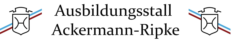 Ausbildungsstall Ackermann Ripke